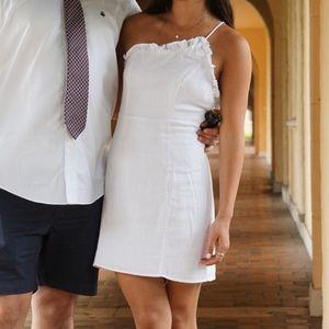 Dresses & Skirts - Saints + Secrets White Dress